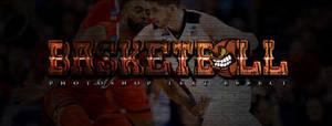 Basketball Text Effect - PSD File