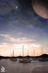 harbour skys