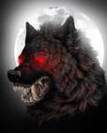 You Gonna Die (A Werewolf Painting)