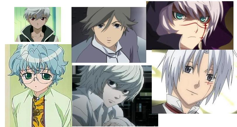Anime Characters Look Alike : Anime look alikes by i cant fly on deviantart
