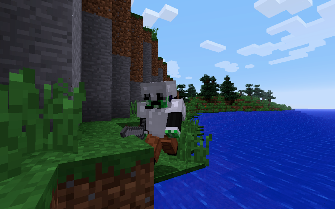 Minecraft hunger games 6 by codeisnine on deviantart for Mine craft hunger games