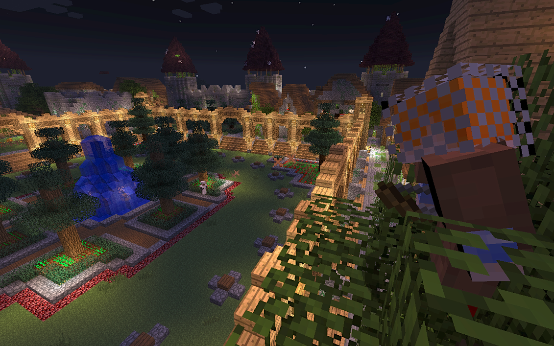 Minecraft hunger games 15 by codeisnine on deviantart for Mine craft hunger games