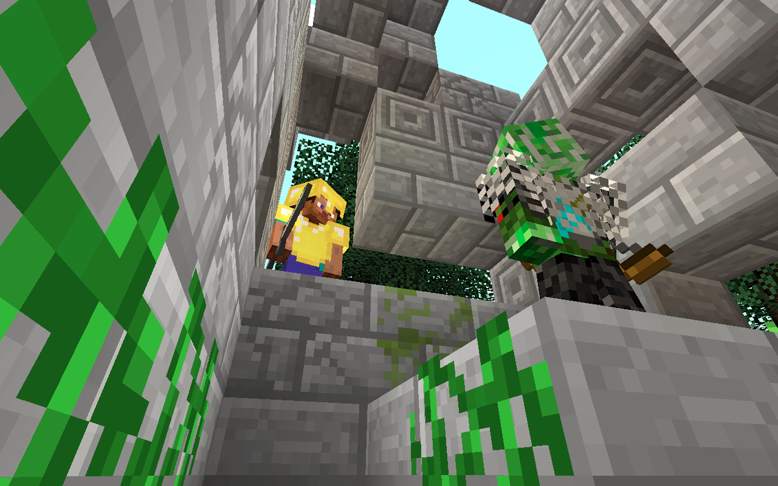 Minecraft hunger games 18 by codeisnine on deviantart for Mine craft hunger games