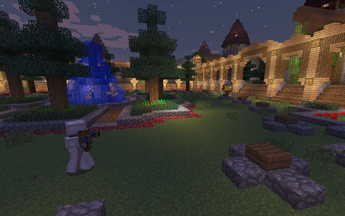 Minecraft hunger games 33 by codeisnine on deviantart for Mine craft hunger games