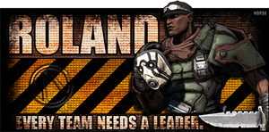 Borderlands - Roland by H0RSEH0GGLER