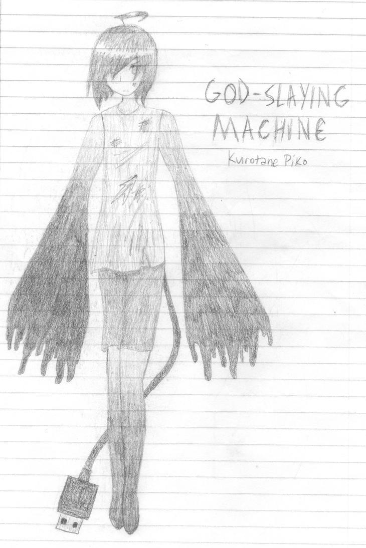 god slaying machine