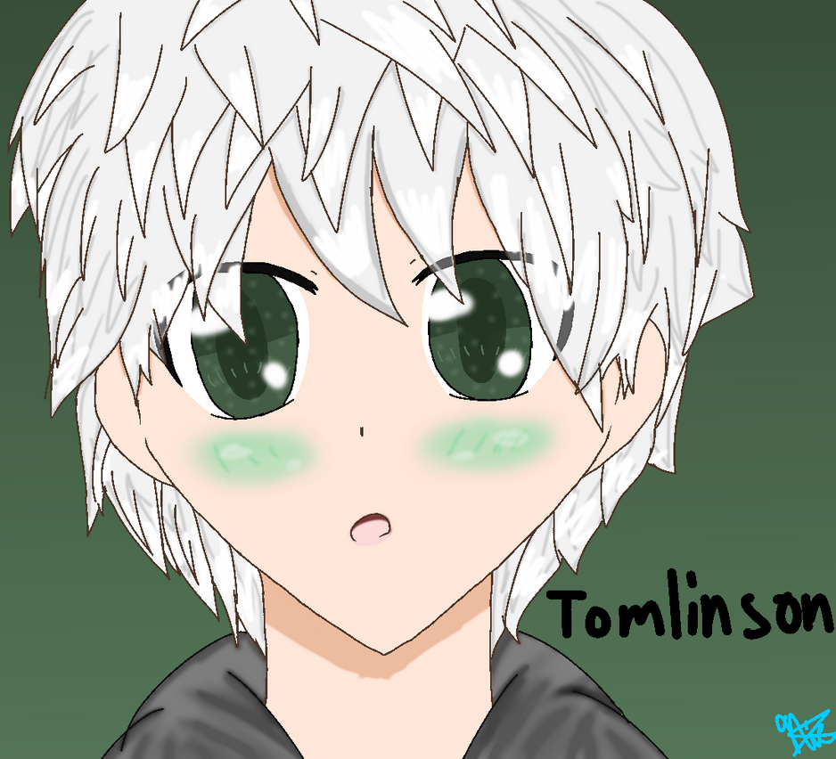 TOMLINSON (Tom) (Medibang Paint) by jhosenetteRBLX
