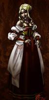 Eveline, Vampire Temptress