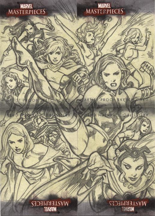 X-Women by artbytravis