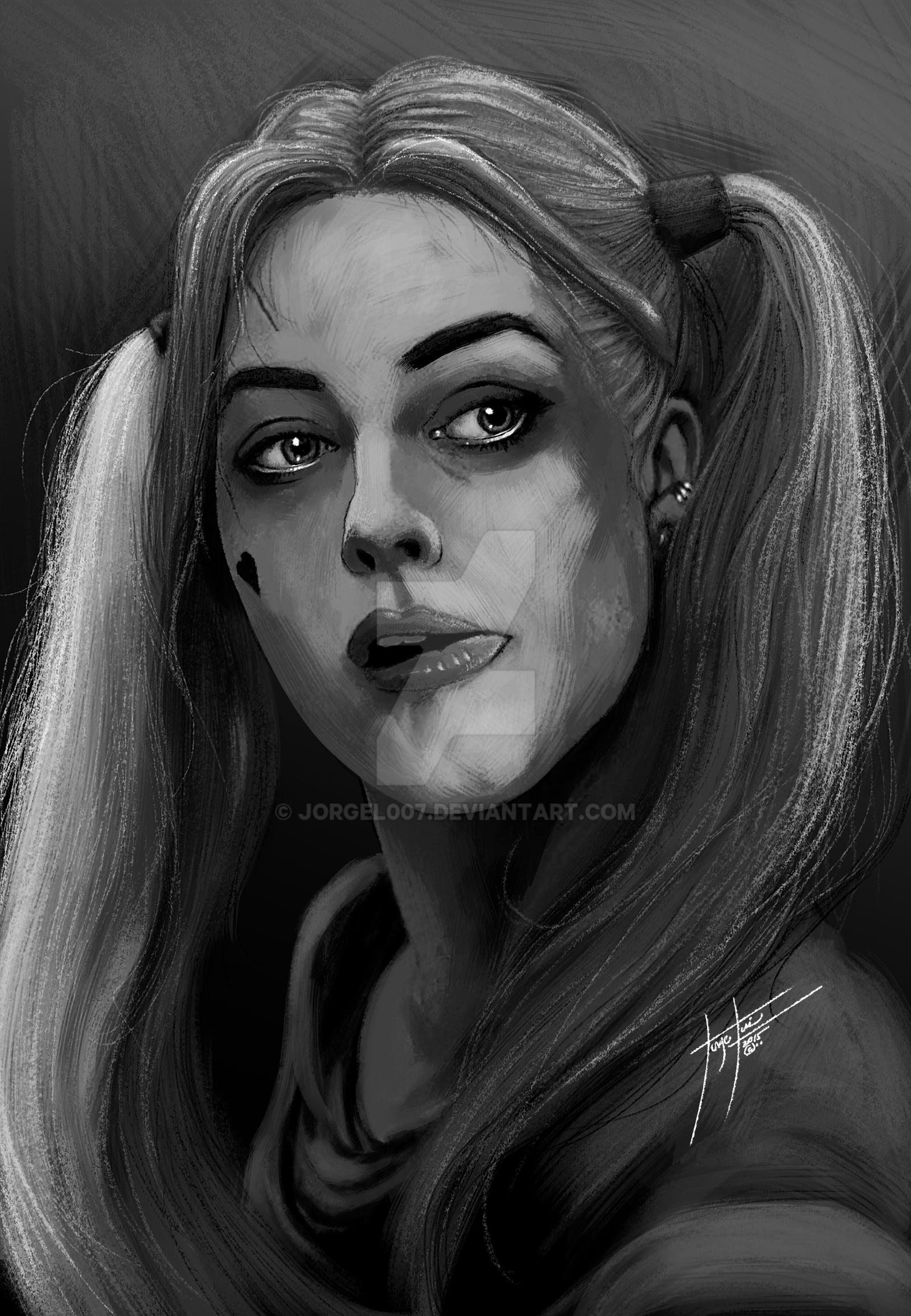 Pin by renan iago on artes harley quinn margot robbie