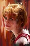 Sophia Lillis (Beverly Marsh - IT Pennywise)