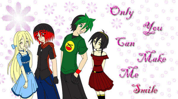 Only::YOU::Can Make Me Smile by himesuki