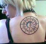 Suki's Second Tattoo: Zodiac