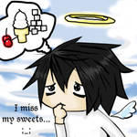 L Misses His Sweets