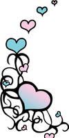 Heart Belly Tattoo