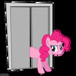 Bad Gateway Pinkie Pie - PNG