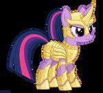 Twilight in armor
