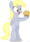 Derpy finds something completely unexpected