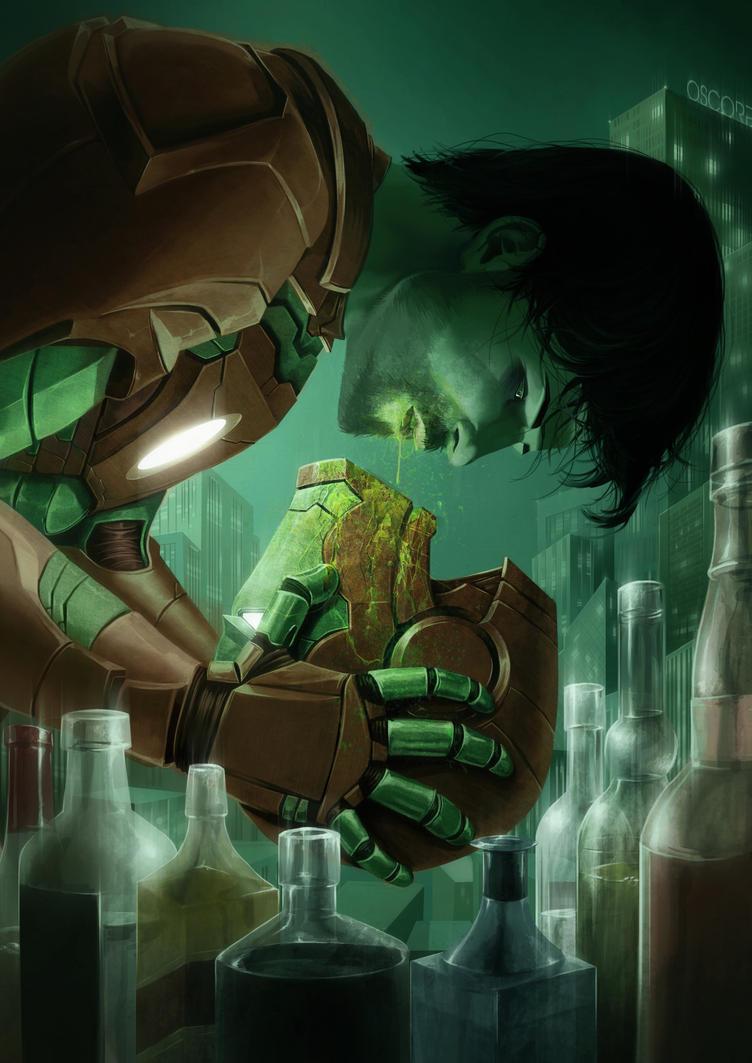 Iron Man by CaR-CaSS