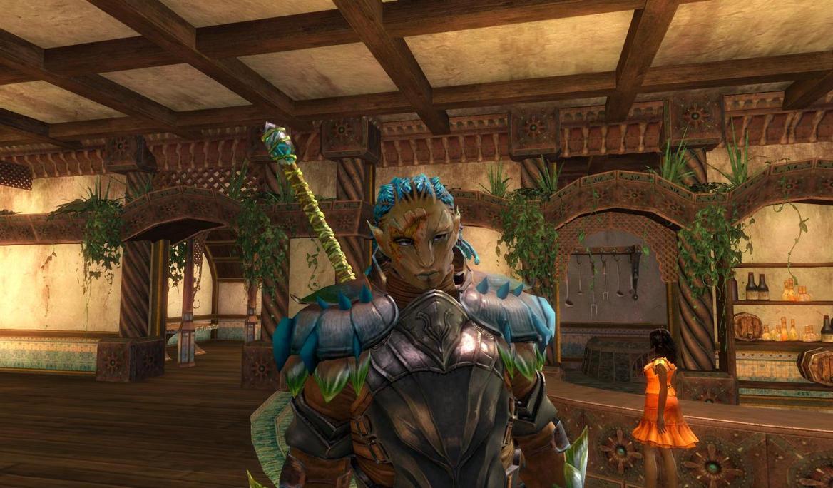 Phaerghus - Guild Wars 2 by TissTrinity