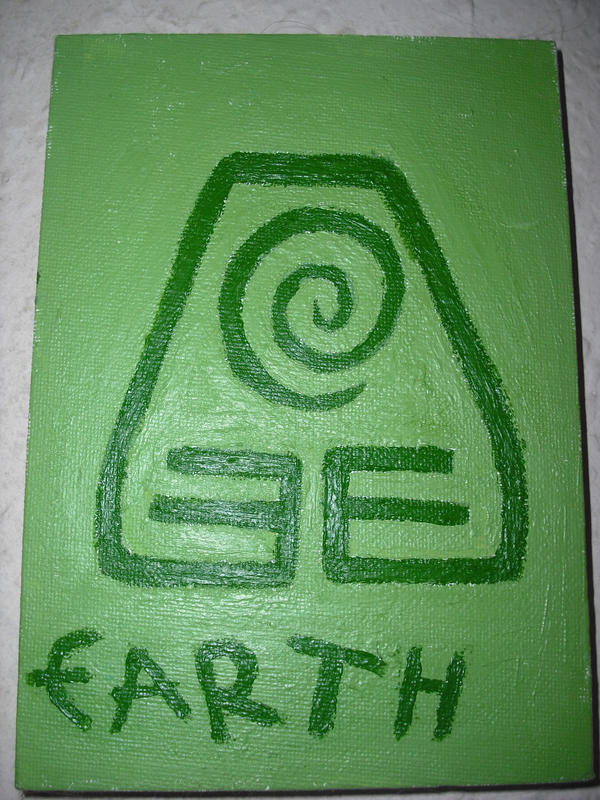 Avatar Earth Kingdom Symbol By Thequeenoflight On Deviantart