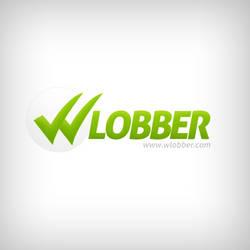 Wlobber logo