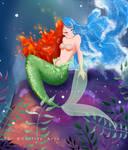 Elemental Mermaid