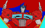 Cyberverse Styled Optimus Prime by ehm10