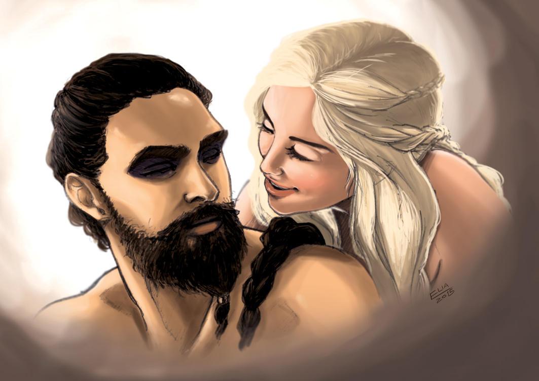 khal drogo and daenerys relationship help