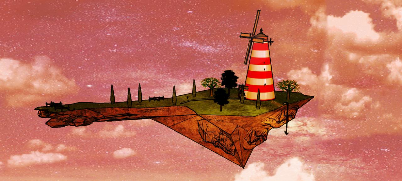 Windmill by ImpureElegance