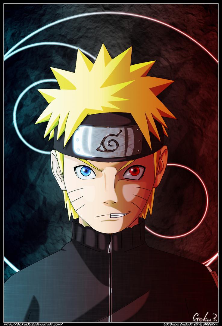Naruto dark side by goku003 on DeviantArt