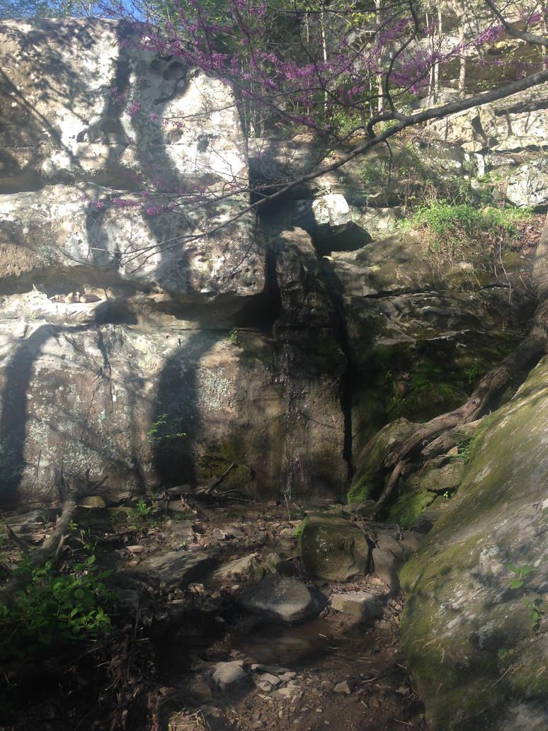Small waterfall FREE stock by HorsesAreMyLife09