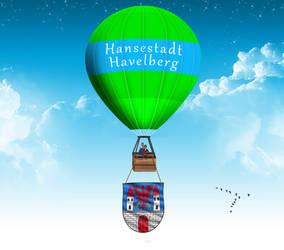 Havelberg Ballon by fpesign