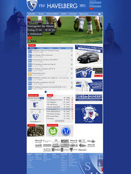 Fussball - Vereinsseite