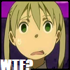 WTF face icon by Wonder-chan