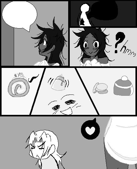 xXxOC MANGA PAGExXx by Wonder-chan