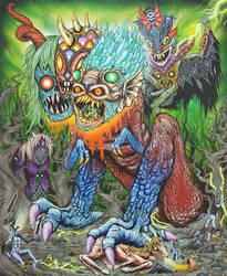Harvest Of Souls by theartofSkinner