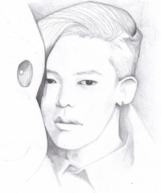 G-Dragon (WIP) by lossie92