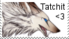 Tatchit Stamp by Wolf-Reaper