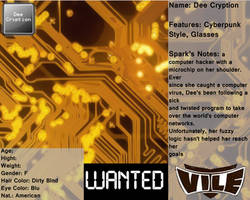 Wanted T9 by BLADEDGE