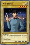 Spock by BLADEDGE