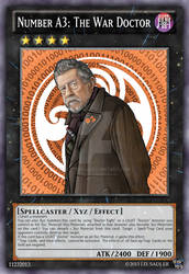 Number A3: The War Doctor