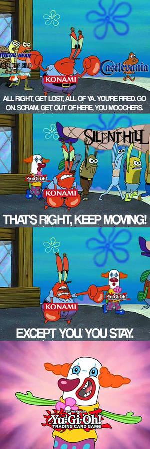 Konami in a Nutshell (Circa 2XXX)