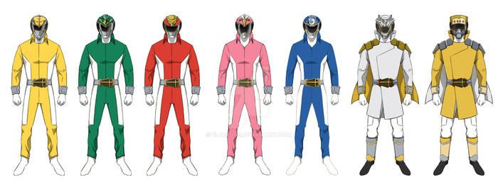 Spectral Squadron Ectoman