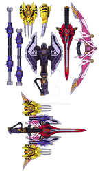 Eto Ranger Main 5 Individual Weapons