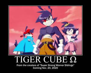 Tiger Cube Omega