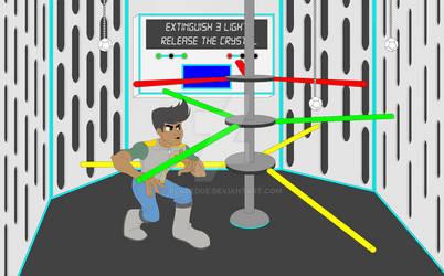 P3, Game 3: Laser Beams 2