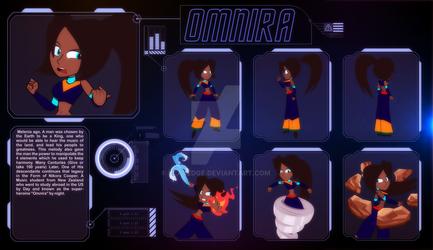 Omnira Ref Sheet