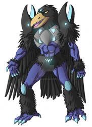 12. Crow Jyarei