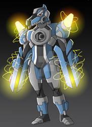 13. Laser Jyarei